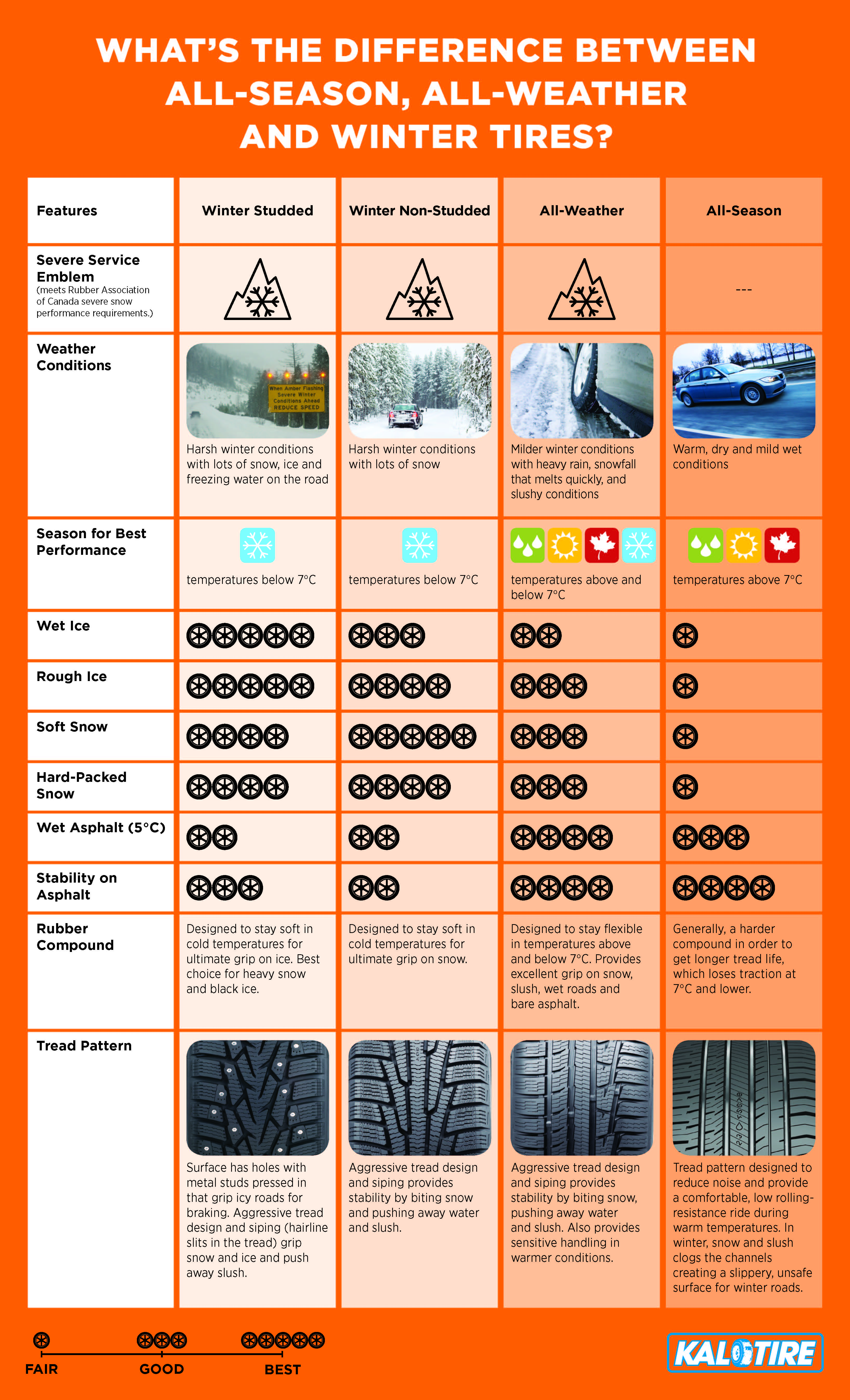 Year Long Nature Study Reminders: Nokian All-weather Tires: A 'Winter Tire You Can Use All