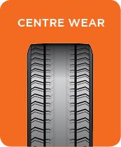 Centre wear