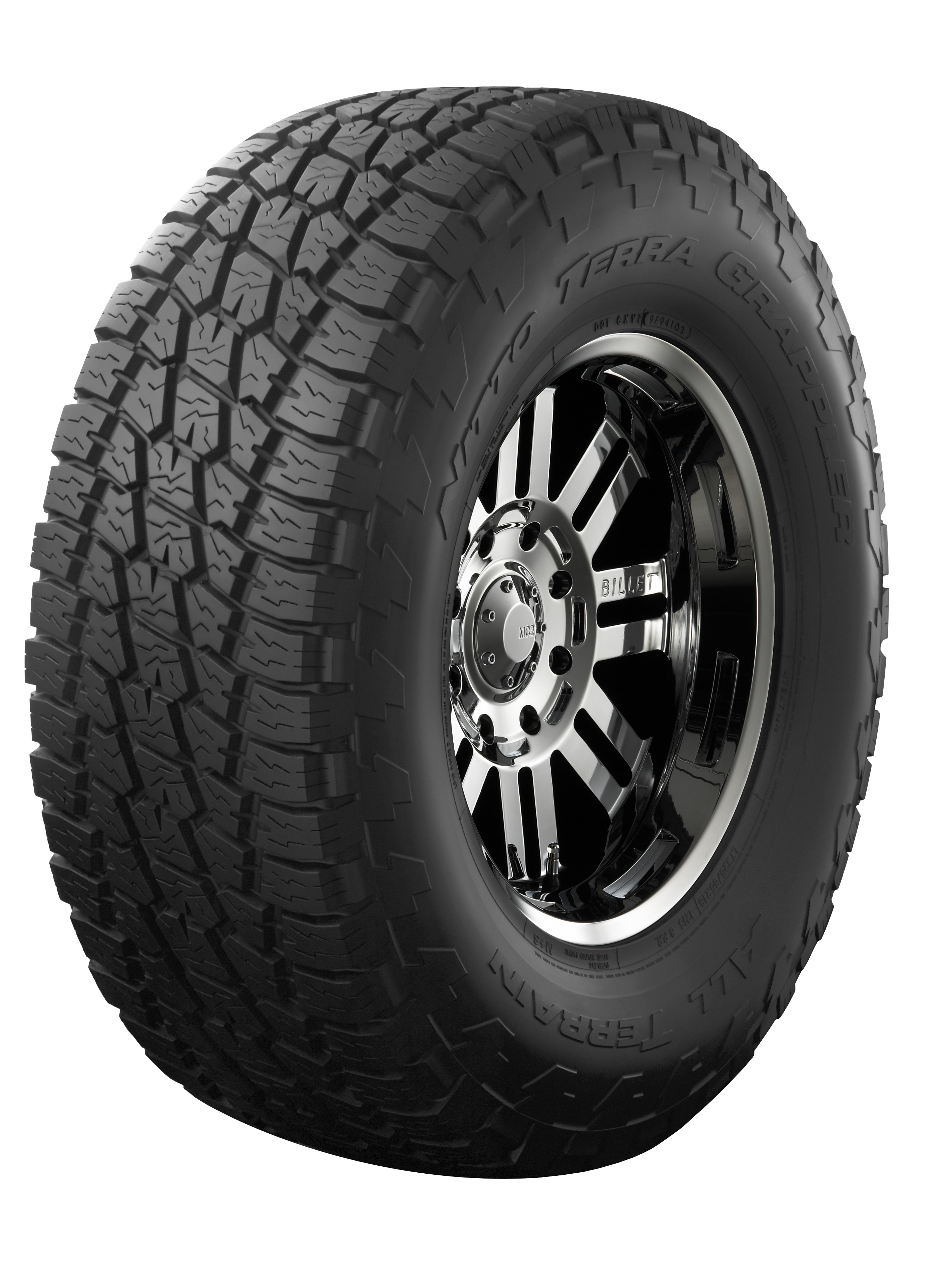 Best One Tire >> Whats the Difference Between Mud Terrain and All Terrain Tires? - Kal Tire