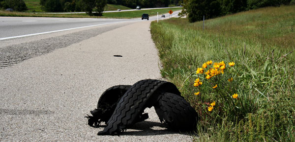 Preventative Maintenance  Tire Blowout  Kal Tire