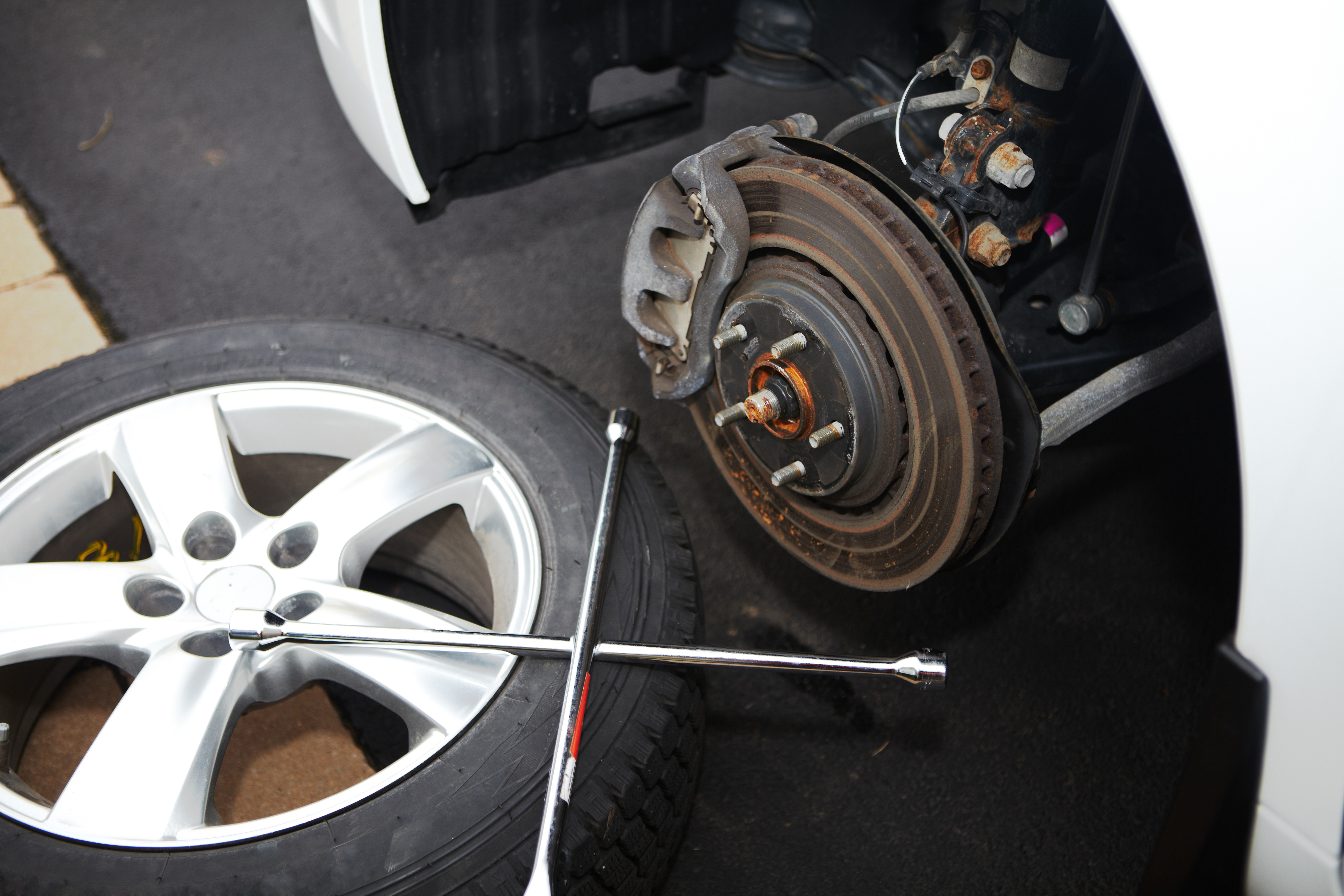tire rotation, rotate