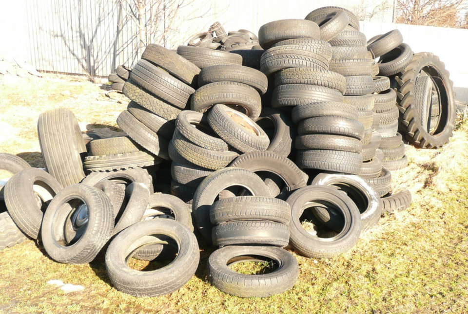 Earth Day Tire Recycling In Canada Kal Tire