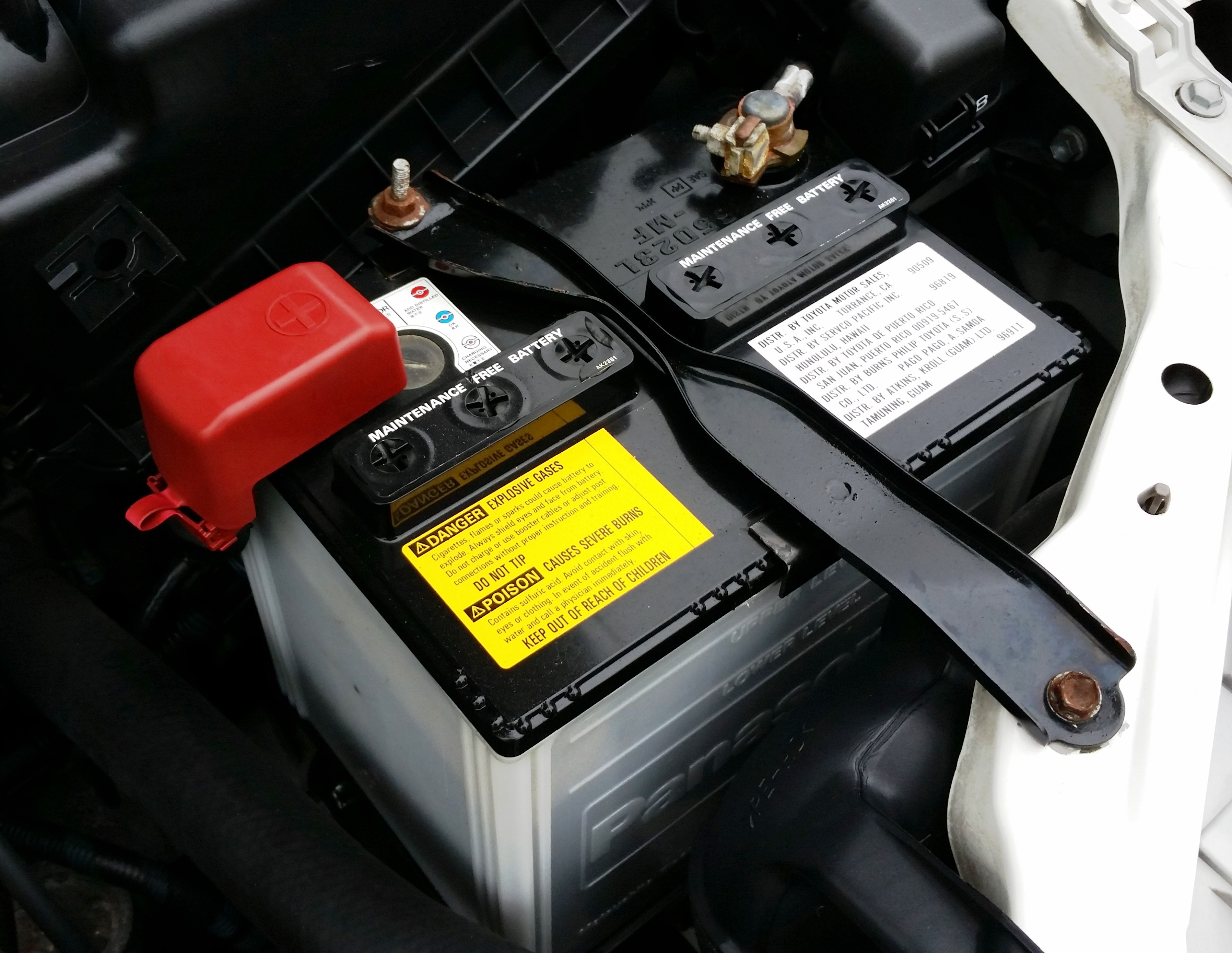Where is the battery in a car - You Might Think That Your Car Battery S Worst Enemy Is Old Man Winter In Fact Vehicle Batteries Are Almost More Likely Fail In The Summer But It Doesn T